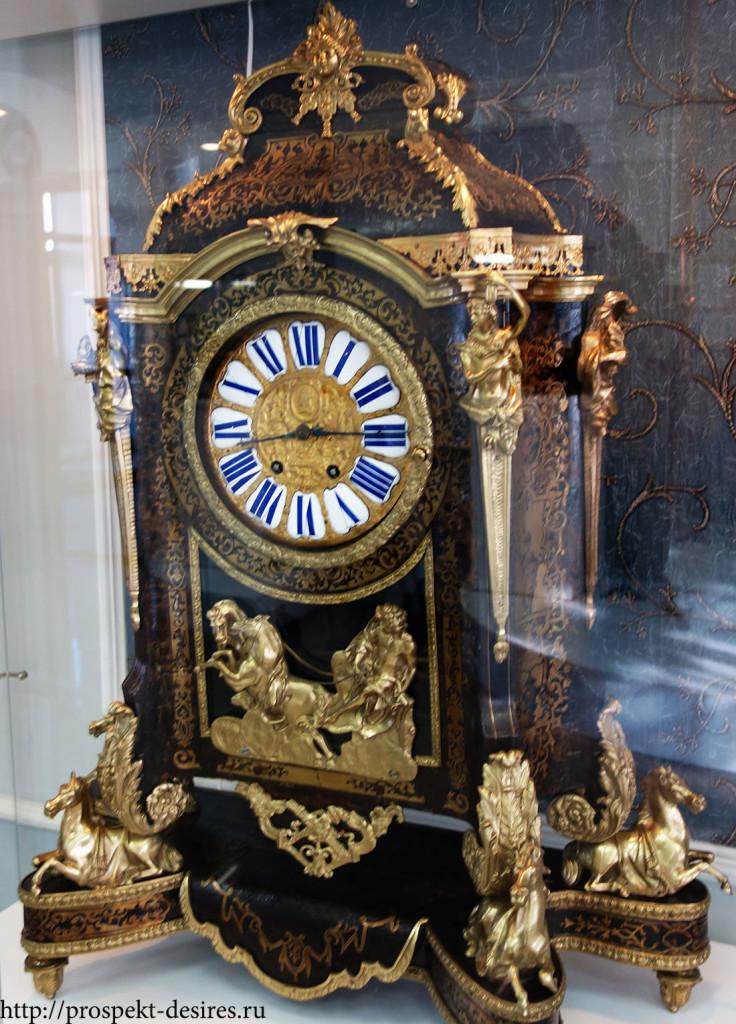 Часы «Религиэзы, 18 век, Франция