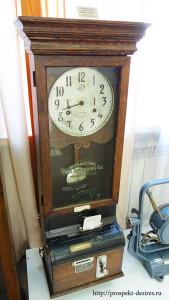 табельные часы