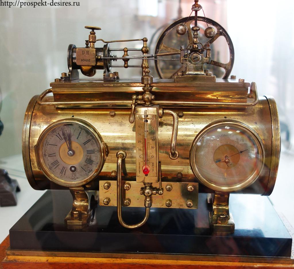 Музей часов в Ангарске