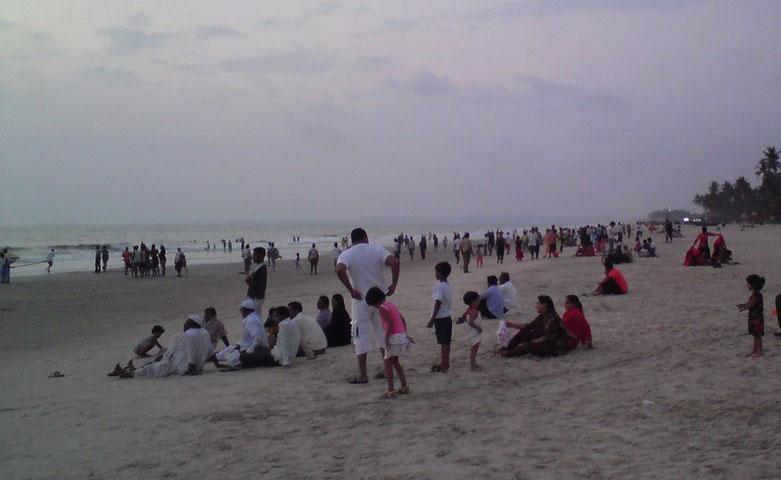 Пляж в Колве, Гоа