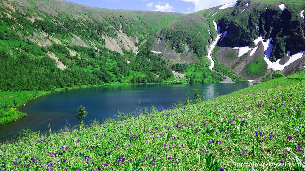 Ивановские озера Хакасии