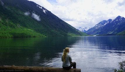 Мультинские озера на Алтае — место где живут облака.