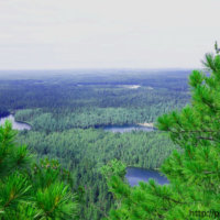 Байкал + теплые озера на Снежной!