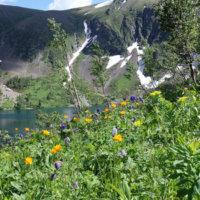 Голубые озера Хакасии: путешествие на машине!