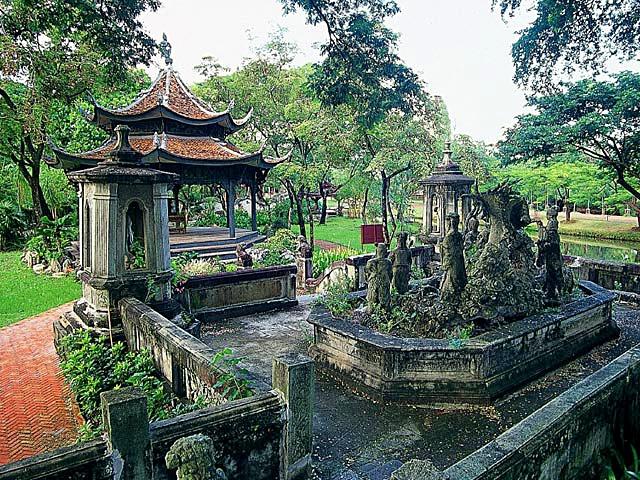 Музей-под-открытым-небом-Mueang-Boran