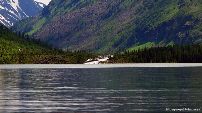 шумы на мультинских озерах