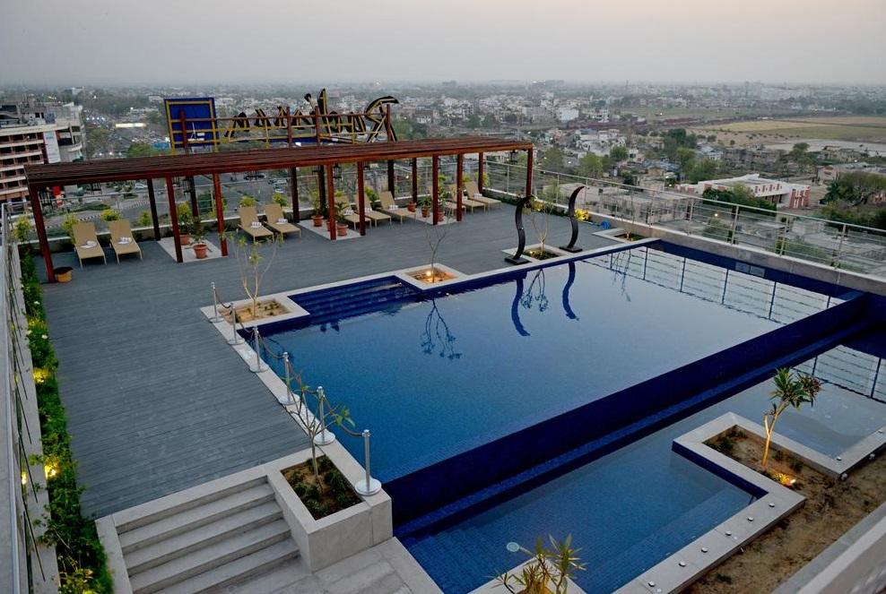 отель в джайпуре 5 звезд