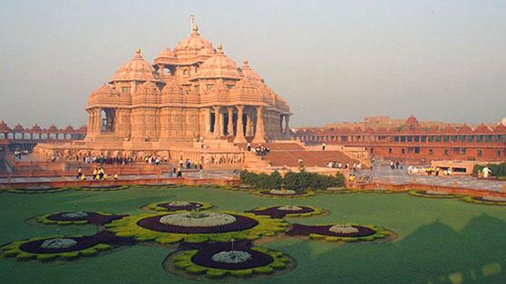 храм акшардхам индия