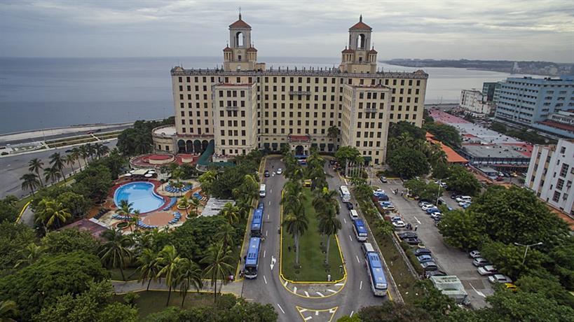 Отель насиональ гавана