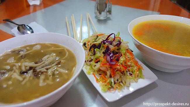 монгольская еда
