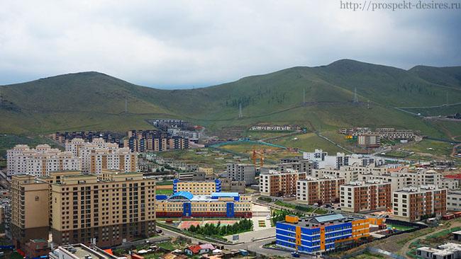 Улан Батор Монголия