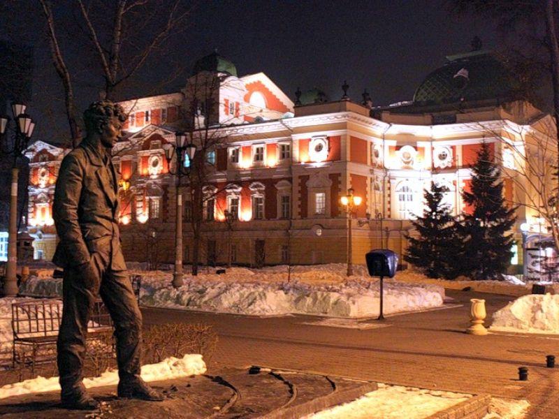 индивидуальная экскурсия по иркутску