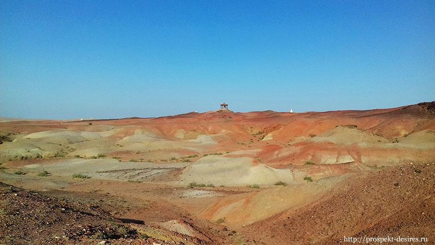 пустыня гоби путешествие в монголию
