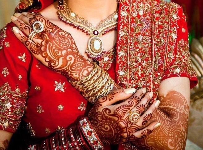 церемония свадьбы индии