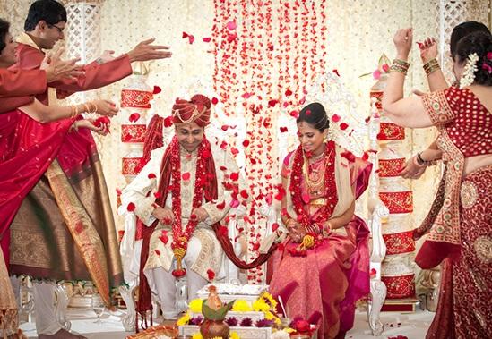 свадьба в индии традиции