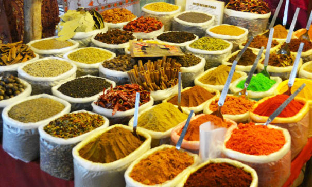 традиции индийской кухни специи