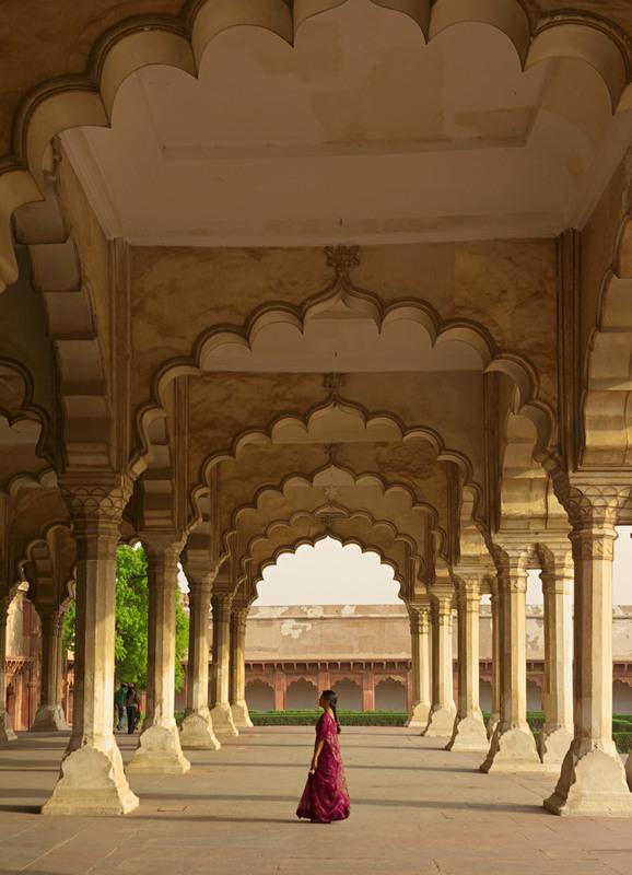 достопримечательности золотого треугольника Индии