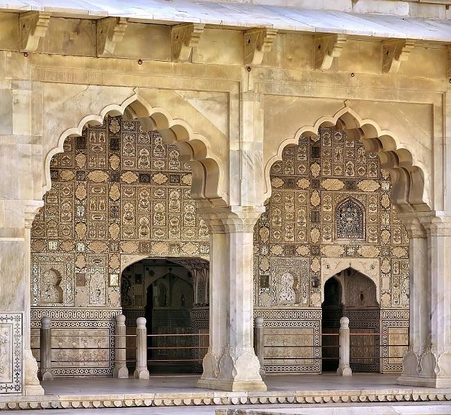 форты индии амбер джайпур