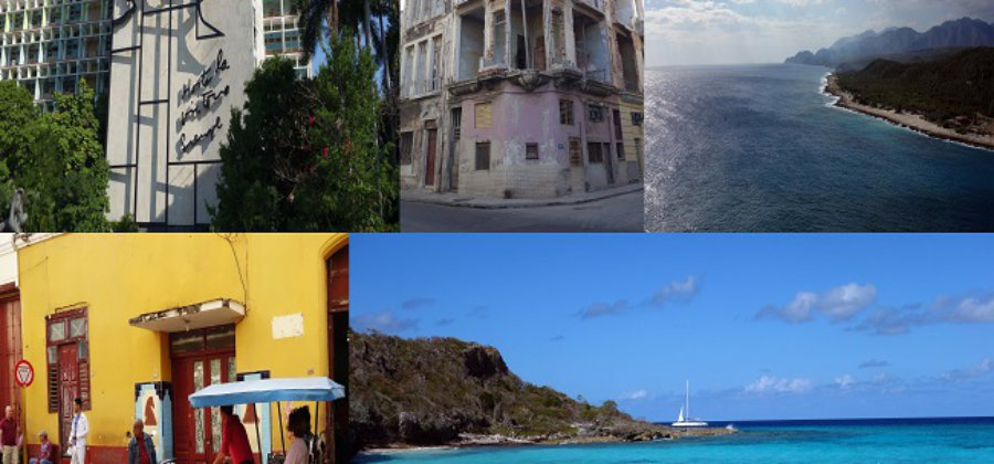 Вы голодали когда-нибудь в путешествии? Я сидела голодом на Кубе