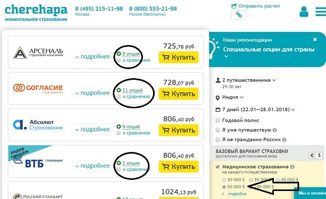 туристическая страховка онлайн инструкция