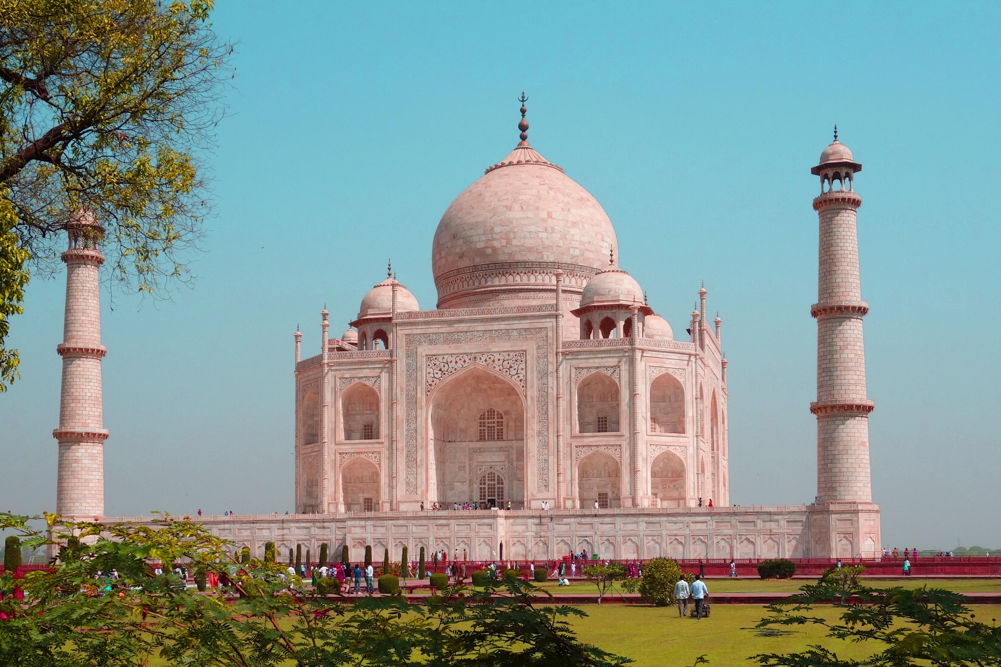 в индию первый раз