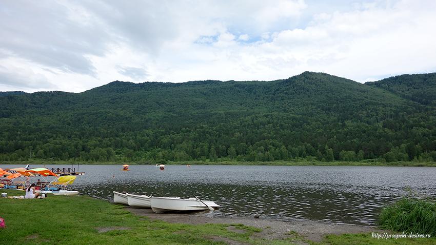 озеро манжерокское отдых на алтае
