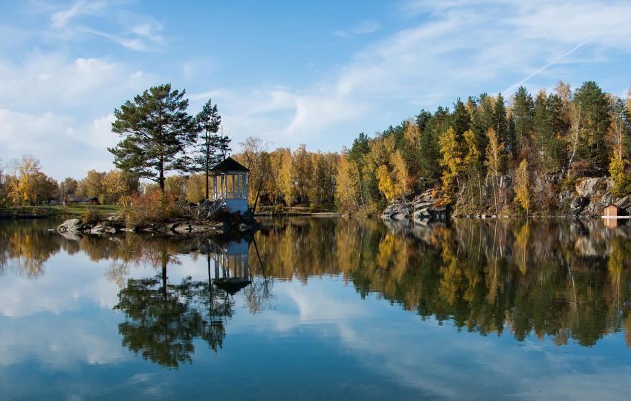 озеро ая манжерок парк отель алтай