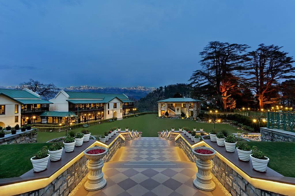отель Савой в Индии