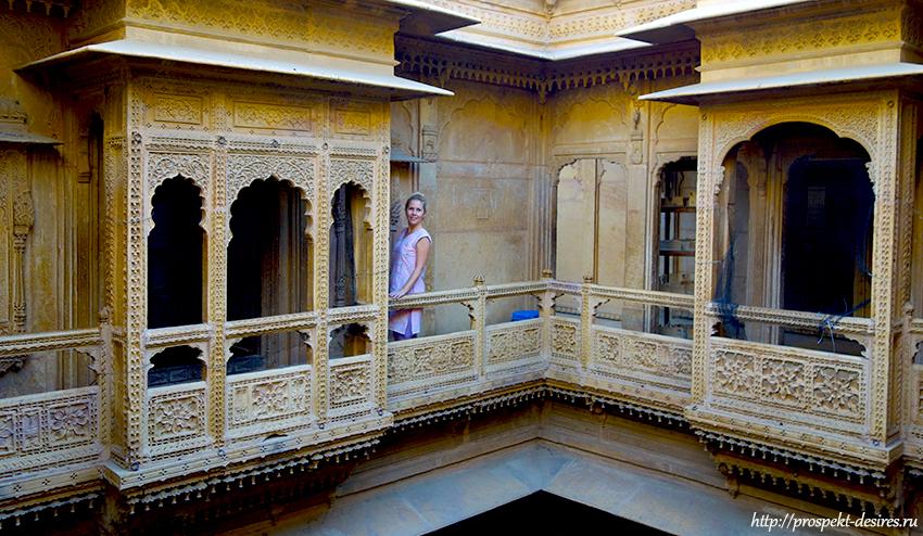 форт индии джайсалмер