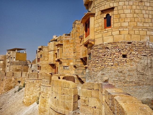 форт в индии в джайсалмере