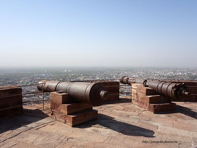 индия форт джодхпур