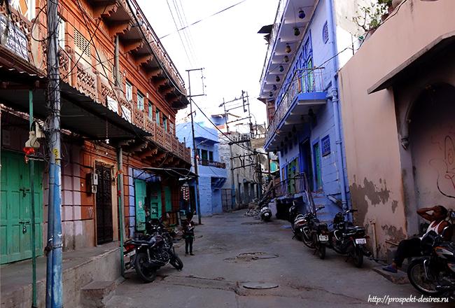 отель в джодхпуре