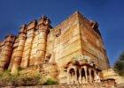 индия форты
