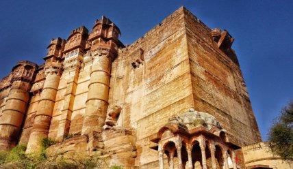 Форты в Индии