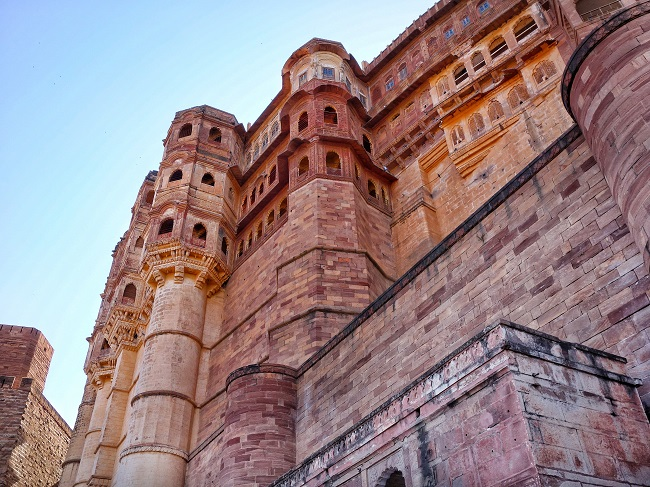 форт в индии джодхпур