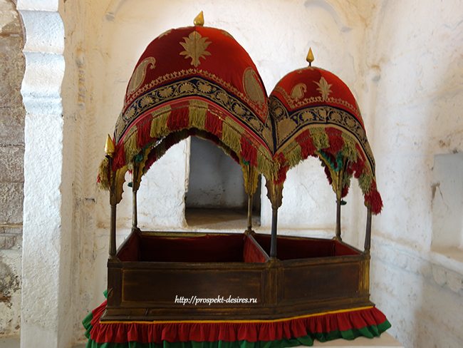 сиденье махараджи