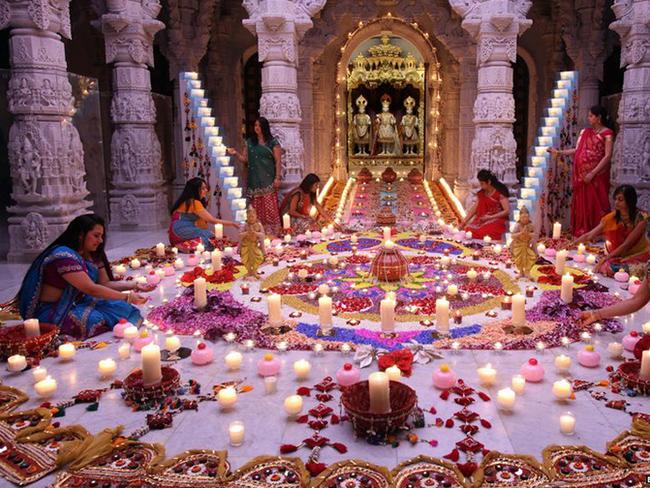 Дивали Индия праздник