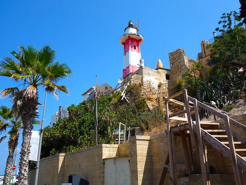 маяк в Тель авиве