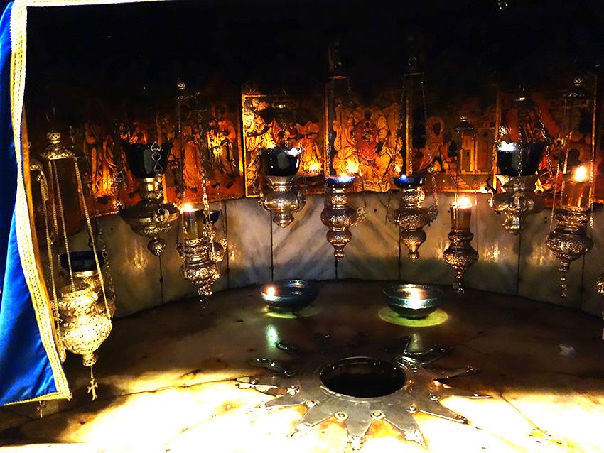 где родился Христос Вифлием