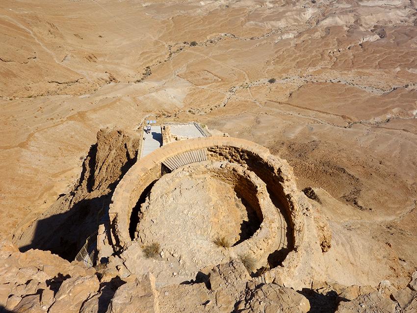 мсада крепость в израиле что посмотреть