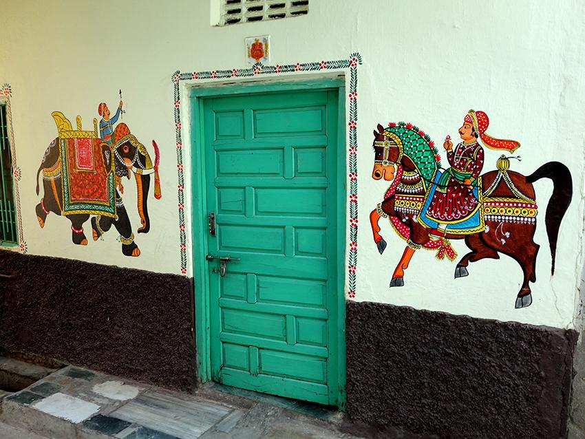 Жилой дом в Джодхпуре