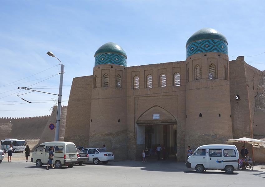что посмотреть в узбекистане