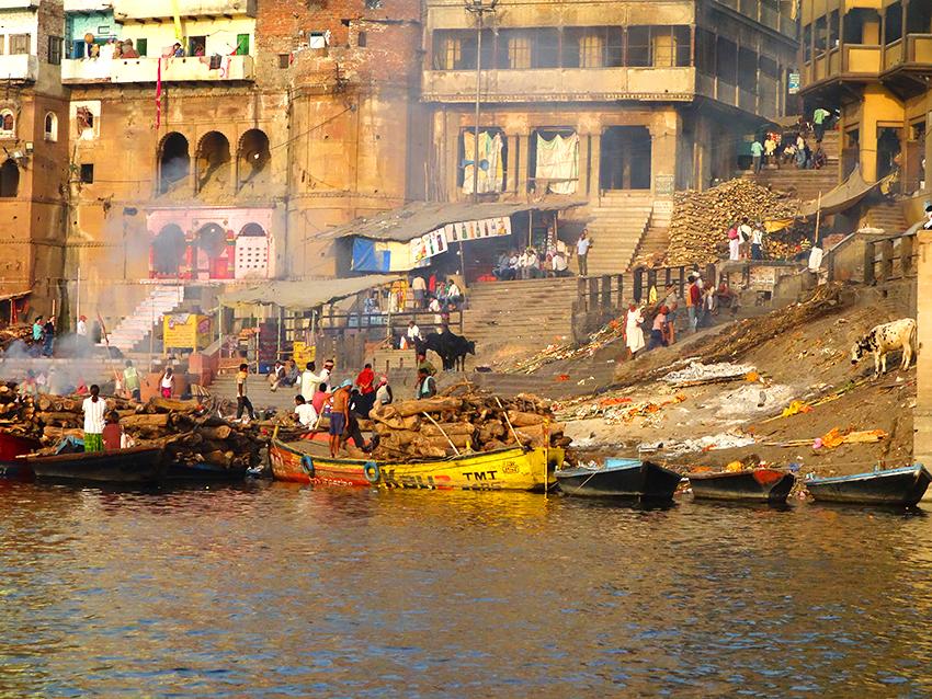 Варанаси Индия путешествия