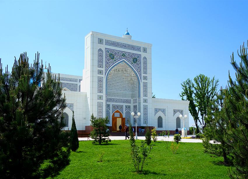топ 10 мест узбекистана