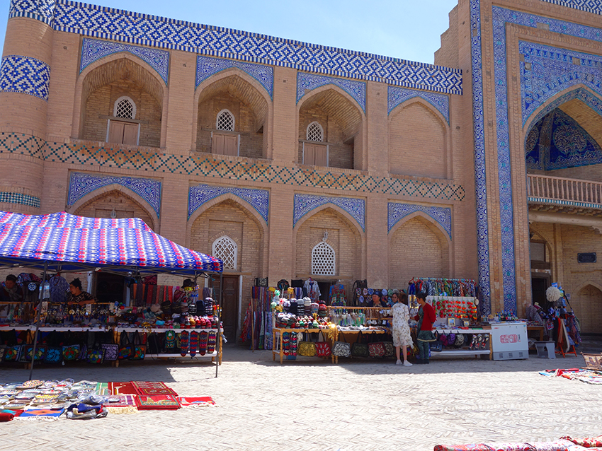 самые красивые места в узбекистане