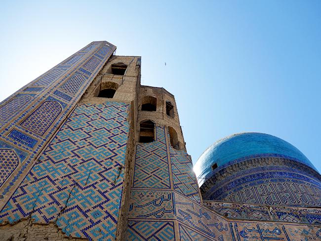 Мечеть Баби Ханым в Самарканде