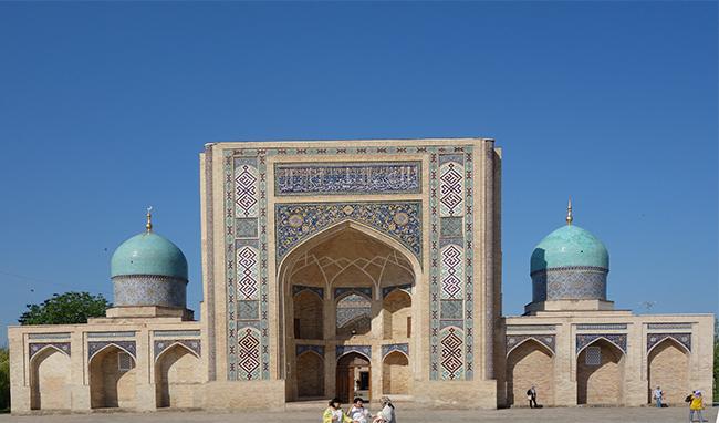 Хаст Имам в Ташкенте религиозная площадь