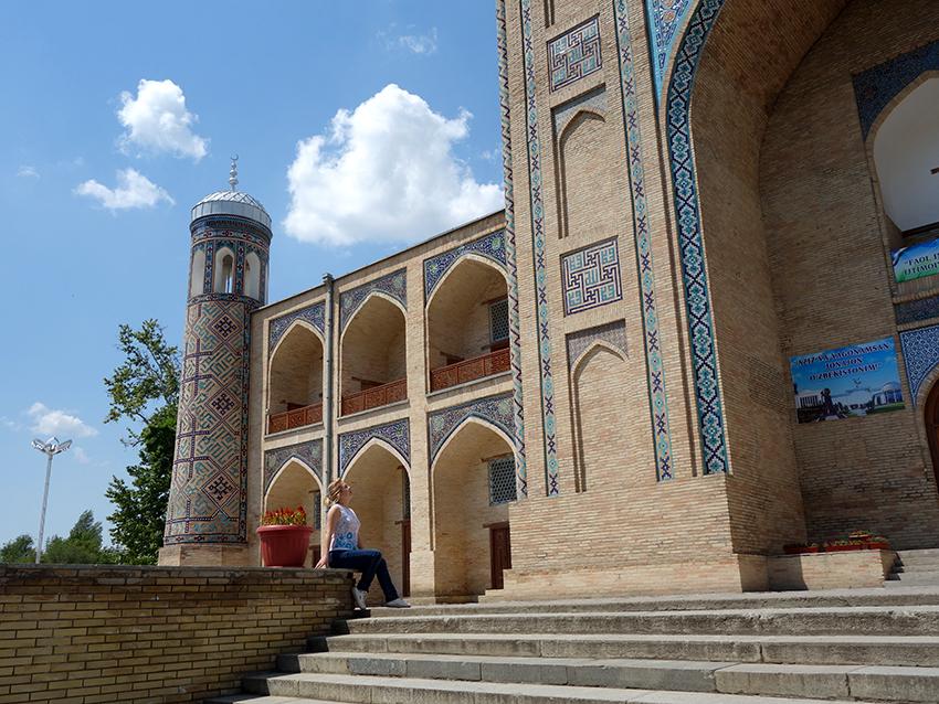 Медресе Кукельдаш в Ташкенте