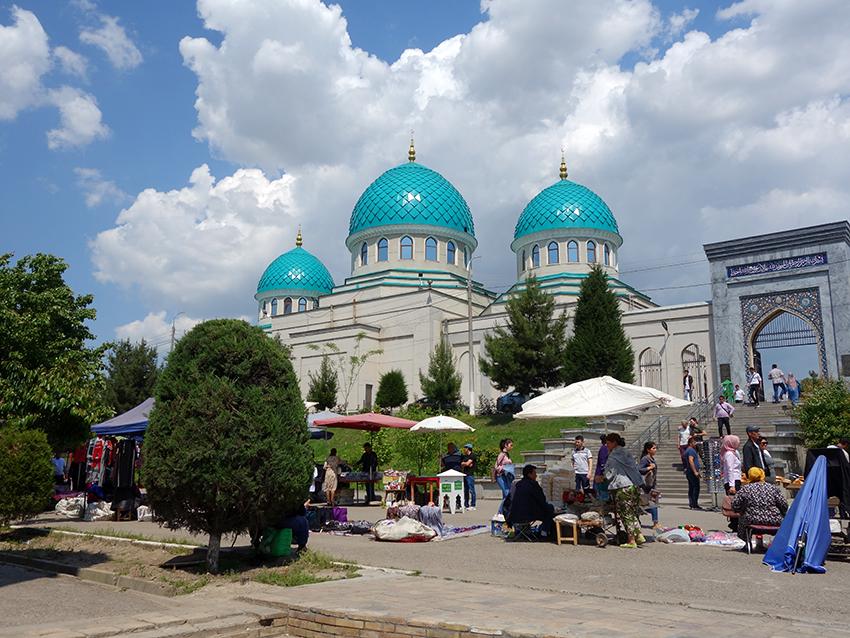 Мечеть Кукельдаш в Ташкенте