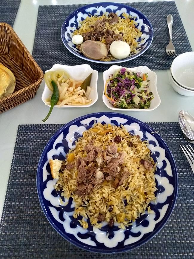 Самый вкусный узбекский плов
